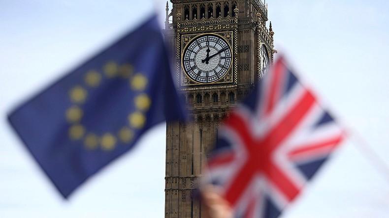 ВЕЛИКА БРИТАНИЈА КОНЕЧНО ИЗЛЕГУВА ОД ЕУ  Активиран членот 50  Британија и формално излегува од ЕУ