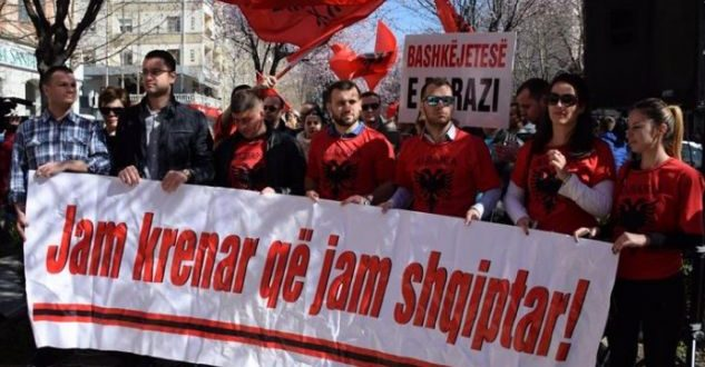 protesti_albanija