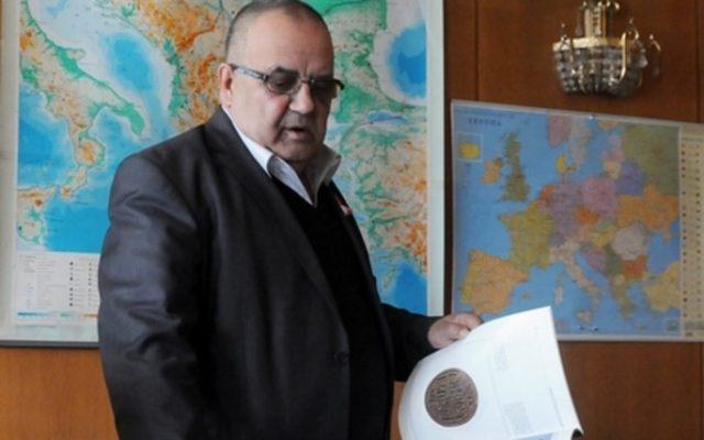 ПИСМОТО НЕ БИЛО ИСПРАТЕНО ОД МПЦ  Божидар Димитров тврди дека писмото го испратил струмичкиот архиепископ  не МПЦ