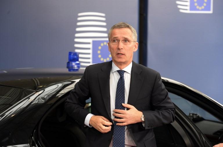 ПРВИОТ ЧОВЕК НА НАТО ВО СКОПЈЕ  Следната недела генералниот секретар на НАТО Јенс Столтенберг ќе се обрати пред пратениците