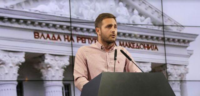 АРСОВСКИ  СДС врши политички прогон врз неистомислениците