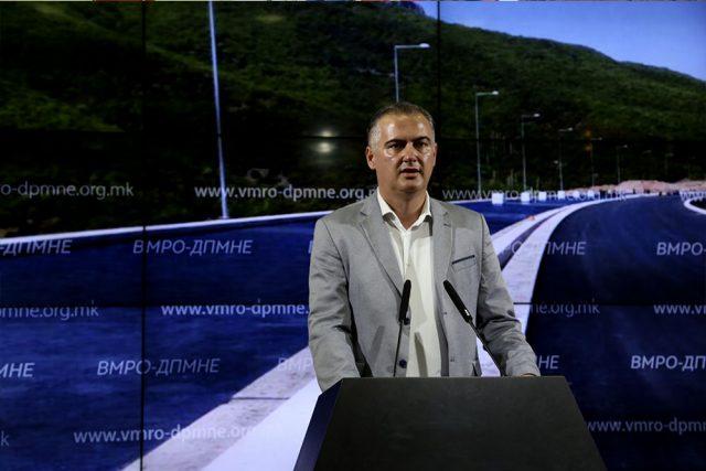 ТРПЕСКИ  Владата на СДС е до толку неспособна што не можат да пуштат во употреба ни автопатска делница која е веќе завршена од Владата на ВМРО ДПМНЕ