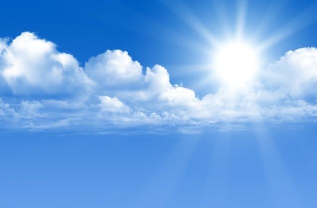 ОД УТРЕ СЕ ВРАЌА ТОПЛОТО ВРЕМЕ  Еве какви ќе бидат температурите