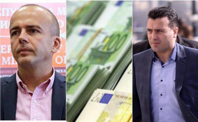 МАКЕДОНИЈА ТРНГУВА НА ПАТОТ КОН БАНКРОТ  400 милиони евра за само три месеци   СДС најави ново задолжување од 60 милиони евра