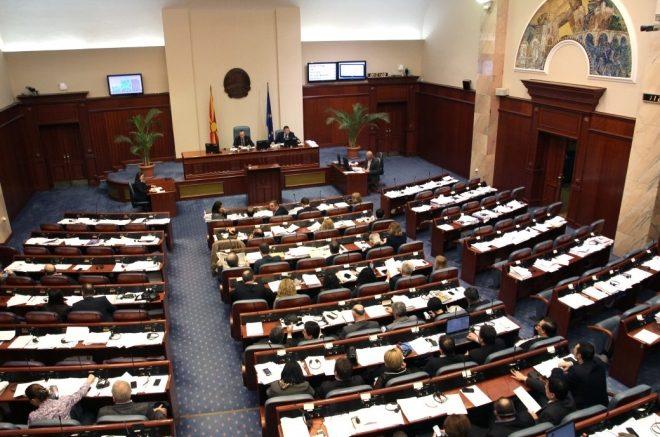 НИШТО ОД ПОПРЕЧУВАЊЕТО  Законот за јазици ќе се носи по локалните избори