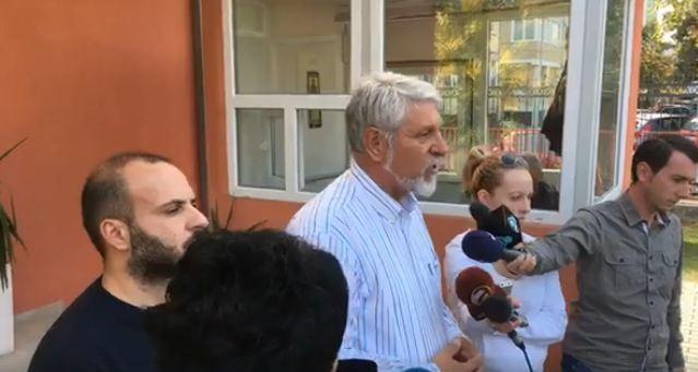 НАСИЛСТВО И ПРИТИСОЦИ ВО ОПШТИНА КАРПОШ  Спасовски со полиција ја блокираше општината  па си заминаа посрамотени