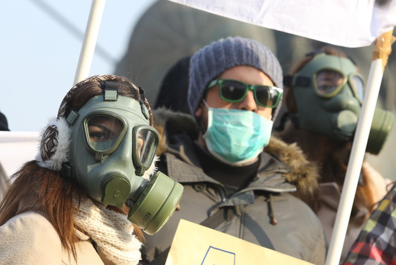 СТАНЕТЕ ЗА ЧИСТ ВОЗДУХ  Протести пред владата утре во 12 часот поради енормното загадување на воздухот