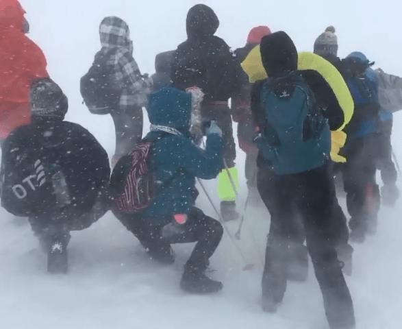 СЛАБА ОРГАНИЗАЦИЈА И ЛОШИ УСЛОВИ  Позната причината за трагичната смрт на двајцата планинари на Кајмакчалан