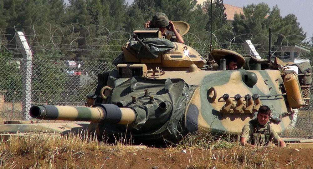 ТУРЦИЈА НИЖЕ ПОРАЗИ ВО СИРИЈА  Курдите тврдат дека кренале во воздух уште три турски тенкови