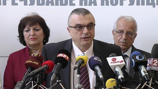 ПАДНА ПРВИОТ АНТИКОРУПЦИОНЕР  Екс претседателот Миленков си дал оставка од функцијата