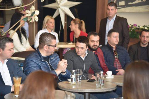ВМРО ДПМНЕ ЌЕ УЧЕСТВУВА НА УТРЕШНАТА СЕДНИЦА  Мицкоски најави учество на утрешната седница  пратениците ќе бараат амандманска расправа