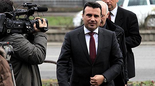 НЕМА ДА ИМА ЛИДЕСКА СРЕДБА  Заев ја отфрли можноста за лидерска средба во врска со преговорите за името