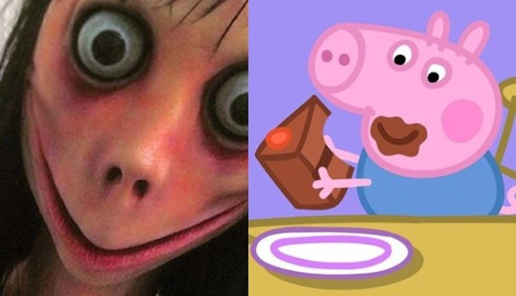 Peppa Pig Momo