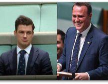 Австралиски пратеник го запроси својот партнер во Парламентот