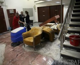 ПОЛИЦИЈАТА ПОТВРДИ: Пронајдена импровизирана бомба во Собранието