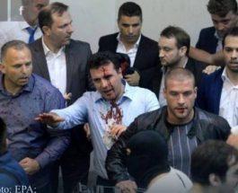 ПОЛИЦАЕЦОТ АЦЕ СЕ СООЧУВА СО ВИСОКА КАЗНА ЗАТВОР: (Не)Професионалецот и партиски војник на СДСМ од МВР соочен со голема казна затвор!