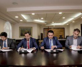 СЕГА ИМА ИЛИ НЕМА ГРЕШКИ ВО ПРОЕКТОТ: Откако си направија есап, потпишаа анекс на договорот за продолжување на проектот започнат од ВМРО-ДПМНЕ за автопатот до Штип!