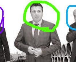 """""""СЕЛОТЕЈП"""" КОАЛИЦИЈА БЕЗ КОНЦЕПТ: Антонио Милошоски во неколку реченици ја презентираше трагедијата на коалицијата на СДС"""