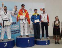 МАКЕДОНИЈА ДОБИ ЕВРОПСКИ ШАМПИОН: За прв пат Македонија добива европски шампион во Олимписки спорт!