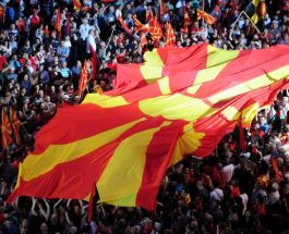 МАСОВНО И ВО ТЕТОВО: Следете го митингот на ВМРО-ДПМНЕ и коалицијата во Тетово!