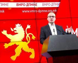 МИЛОШОСКИ : Главното прашање денес е што сака да сокрие Зоран Заев во предлог програмата на новата Влада?