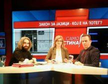 ИСМЕТ РАМАДАНИ Е НОВИОТ САШО ТАСЕВСКИ: Професорот Апасиев одржа лекција по уставност на закони и двојазичност