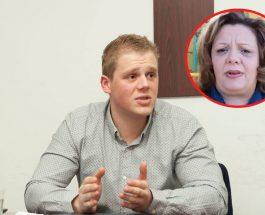 ПИЈАН ДИВЕЕЛ ПО УЛИЦИТЕ НА ГЕВГЕЛИЈА: Синот на Катица Јанева добил казна за возење под дејство на многу алхохол!