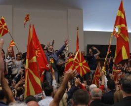 НЕОПХОДНО Е ДА СЕ СПРЕЧИ РАСПАД НА МАКЕДОНИЈА: Сергеј Железњак од партијата на Путин со силна порака – Западот е виновен за состојбата!