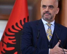 ЕДИ РАМА ПОВТОРНО СЕ МЕША ВО НАШИТЕ РАБОТИ: Албанскиот премиер има порака за законот за јазици во Македонија