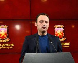 ВМРО-ДПМНЕ ЌЕ ОРГАНИЗИРА НАРОДНИ СТРАЖИ: Народот ќе си ја чува изборната волја со народна стража и нема да дозволи фалсификат!