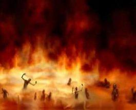 ИСУС ОТИДЕ ВО ПЕКОЛОТ ПОРАДИ НАШИТЕ ГРЕВОВИ:Исус бил во пеколот, во гробот, но не бил оставен таму, зашто бил подигнат, или воскреснат од Отецот