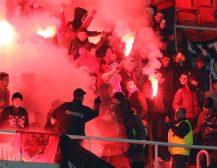 (Видео)СОЖИВОТ ВАКА, НЕ: Навивачите на Шкендија ја прославија титулата со песната ,,Македонско Девојче,К**** Голема''