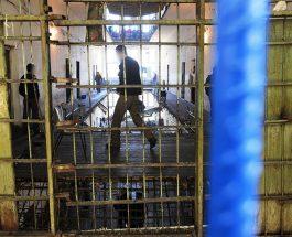 ДРАМА КАЈ ЗАТВОРОТ ИДРИЗОВО: Две вооружени и маскирани лица пукале пред затворот Идризово