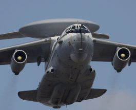 """ЗА ОВОЈ АВИОН НИКОЈ НИКОГАШ НЕ СЛУШНАЛ: Страшниот руски """"летечки радар"""" А-50У!"""