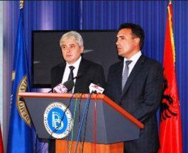 ПРЕТСЕДАТЕЛОТ ЌЕ СЕ БИРА КОНСЕНЗУАЛНО: Али Ахмети и Зоран Заев договараат консензуално бирање на претседател!