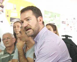 ВРЕСКАЊЕ И ГАЛАМА ВО КАРПОШ: Манипулаторот Анте Попоски предизвика тензија на јавната расправа за ДУП во Карпош 3
