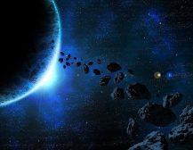 БЛИСКА СРЕДБА СО АСТЕРОИД: На 1.септември, астероид ќе помине близу Земјата!