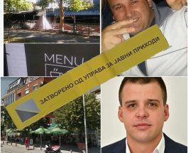 "ВИЦЕ САКА ДА ГИ ""ЛАПНЕ"" КАФУЛИЊАТА НИЗ СКОПЈЕ: Вице Заев преку Богоев наредувал УЈП да ги затвара кафулињата во Скопје, за тој да ги купи?"
