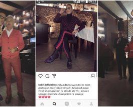 ФРОСИНА СЕ ФАТИ ЗА МИКРОФОН, БОКИ СЕ ГУШКАШЕ СО МАЛИЌИ: Што славеше Боки 13 во скап ресторан, во друштво на Фросина Ременски и Енвер Малиќи?