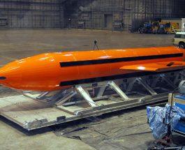 САД ГО ФРЛИ НАЈСИЛНОТО НЕНУКЛЕАРНО ОРУЖЈЕ: 10.000 килограми тешка бомба фрлена во Авганистан!