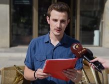 СРАМ И ЈАВЕН БЛАМ: Екипата на Заев претвори државна свеченост во јавен срам и блам!