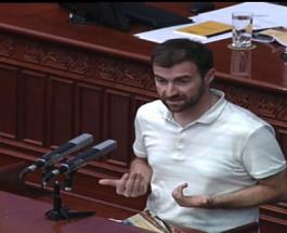ПОЛИЦИСКА ДРЖАВА: Џафери со полиција во сала одржува седница и им се заканува на пратениците од ВМРО-ДПМНЕ!