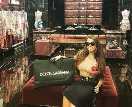 СКОПЈАНКА КОЈА ГО ЖИВЕЕ СВОЈОТ СОН ВО ДУБАИ: Драгана ужива во богатството на Дубаи и се забавува