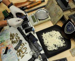 """ХОЛИВУДСКО СЦЕНАРИО: Откривањето на фабриката за дрога во Грчец се водела по филмското сценарио на """"Breaking bad"""""""