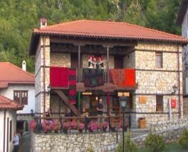 """ОТВОРЕН КОМПЛЕКСОТ ,,МАКЕДОНСКО СЕЛО"""": Македонската традиција и култура на едно место"""