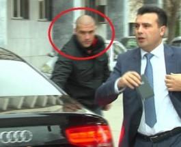 НАСИЛНИКОТ ИСФРЛЕН ОД ПРИДРУЖБА НА ЗАЕВ: Под притисок на медиумите, СДСМ и Спасовски признаа за насилникот и го исфрлија од обезбедување!