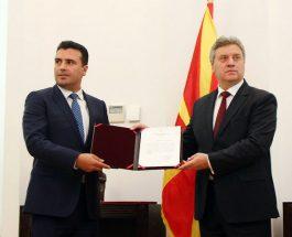 ГАРАНЦИИТЕ НЕ БЕА ИСПОЧИТУВАНИ: Иванов ќе ги активира гаранциите на Заев?