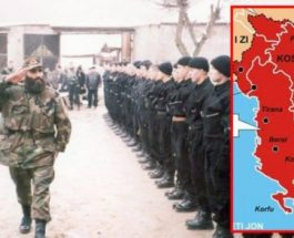 """РУСКИТЕ ЕКСПЕРТИ ПРЕДУПРЕДУВААТ: Проектот """"Голема Албанија"""" започнува со реализација на 11-ти јуни!"""