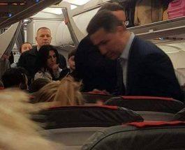 ГРУЕВСКИ НА ПАТ КОН МАКЕДОНИЈА: Лидерот на ВМРО-ДПМНЕ итно се враќа во Македонија!