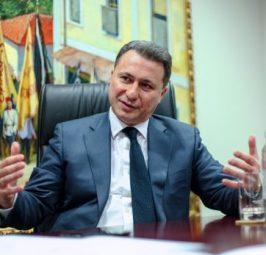 ВИКИЛИКС ОТКРИВА: Меркел притискала за име Република Скопје (Македонија), Груевски не прифатил!